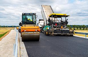 Обновление дорог